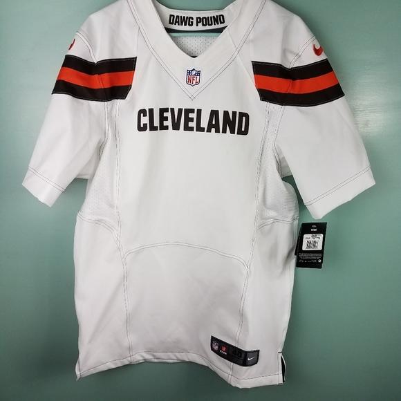 nike elite browns jersey